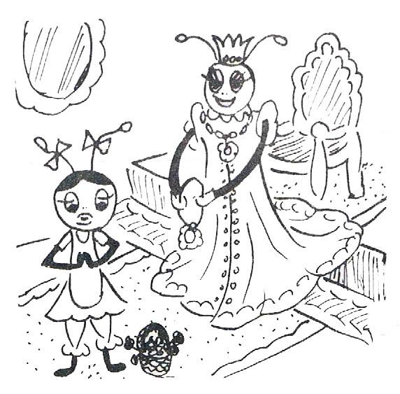 Hormigas Club Perlita