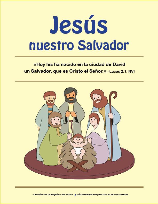 209 Poster Nuestro Salvador
