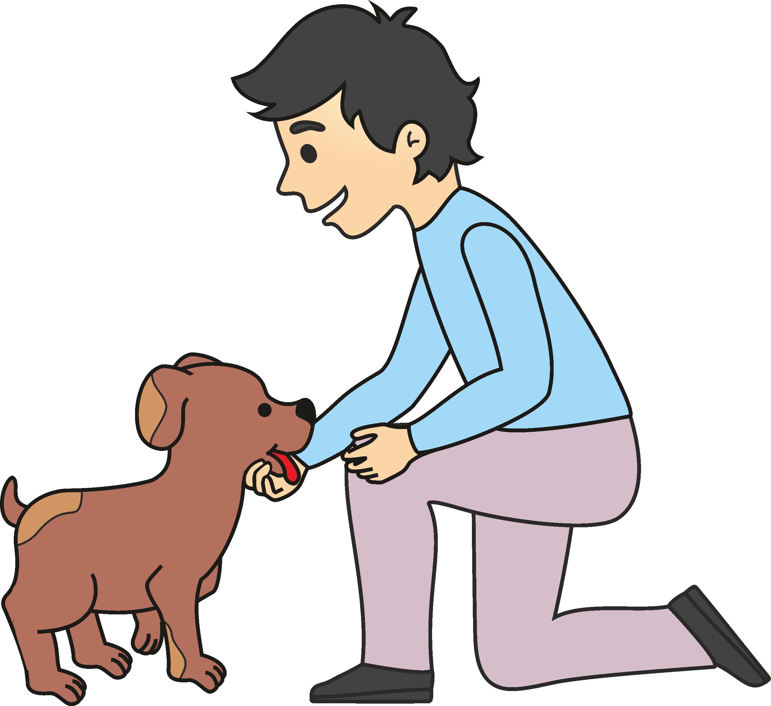 Un perrito para Javier | Club Perlita