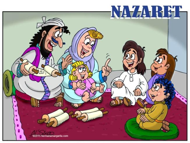 Jesus en Nazaret