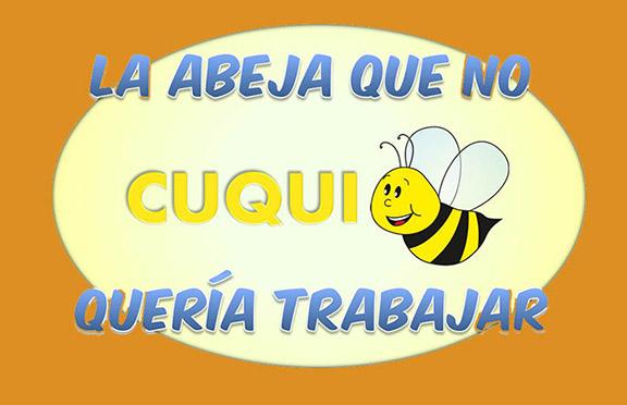 La abeja titulo
