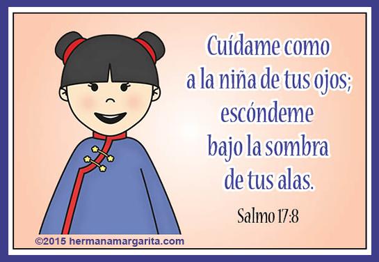 Salmo 17 8
