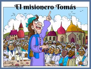 Tomas misionero