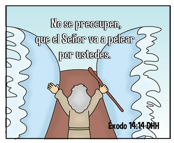 Exodo 14_14
