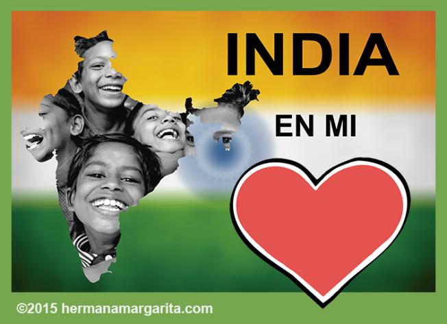 India en mi corazon