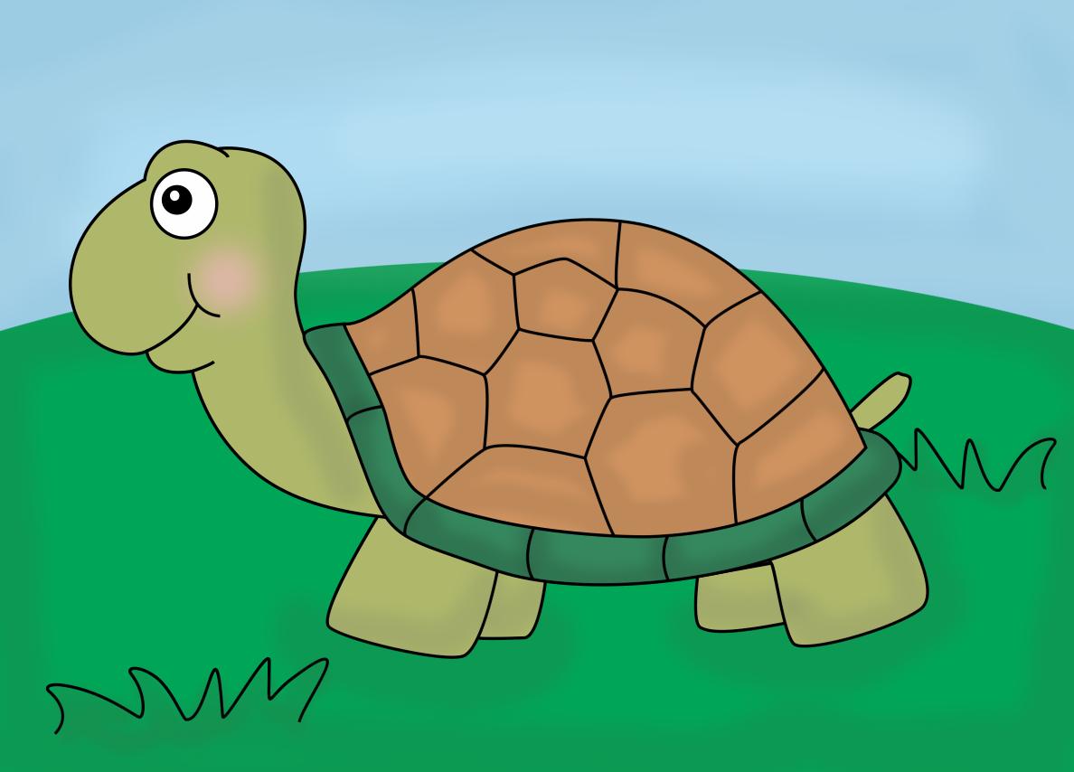la liebre y la tortuga | Club Perlita