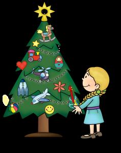 arbol navidad juguetes
