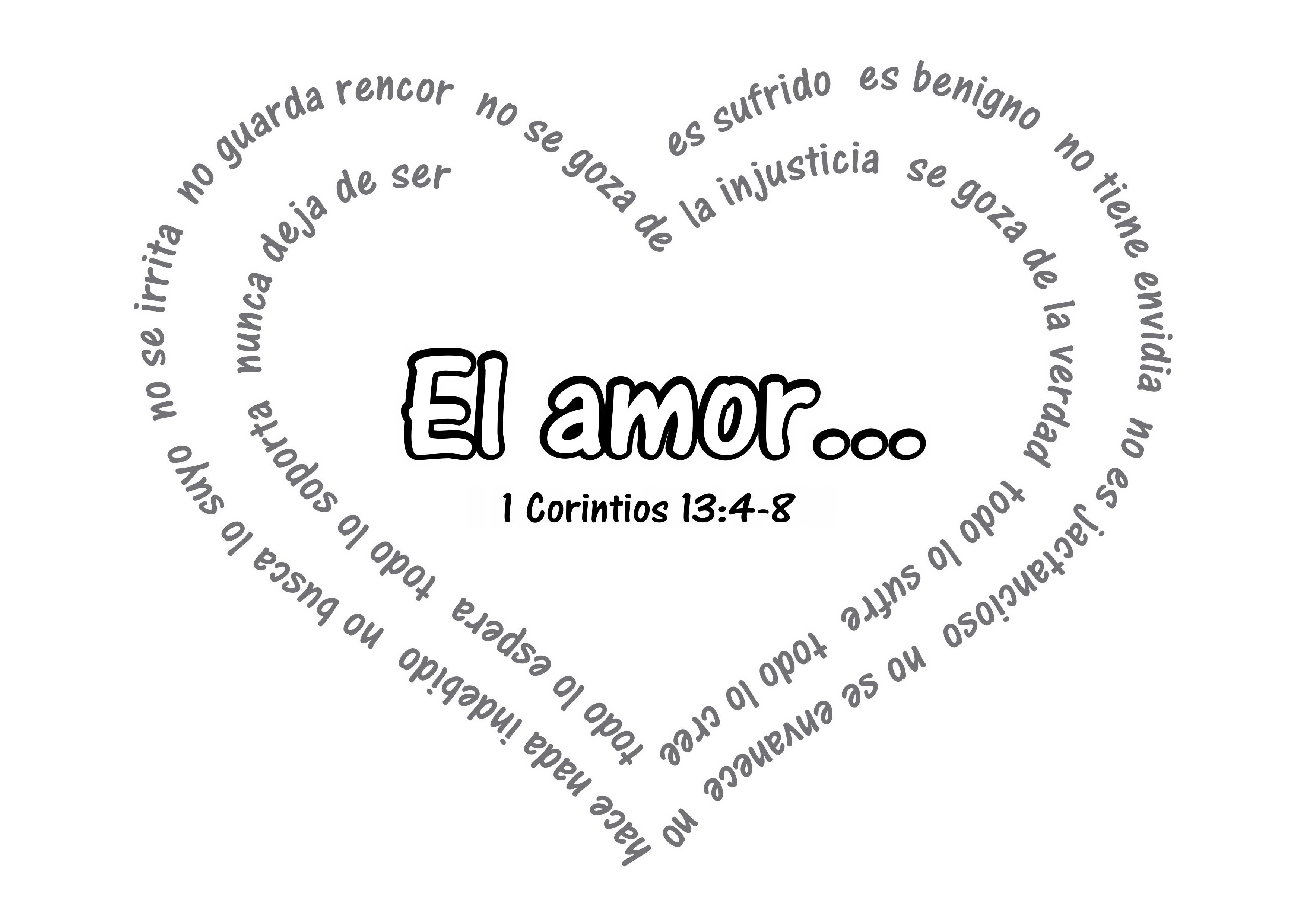 Lo Mejor De Imagenes Para Colorear De Dios Es Amor | Colore Ar La Imagen