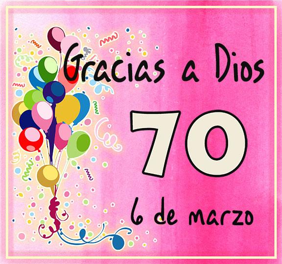 Celebrando 70