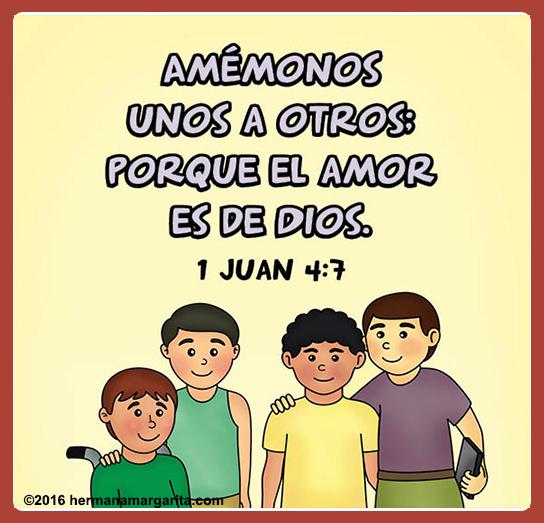 Poster 1 Juan 4_7
