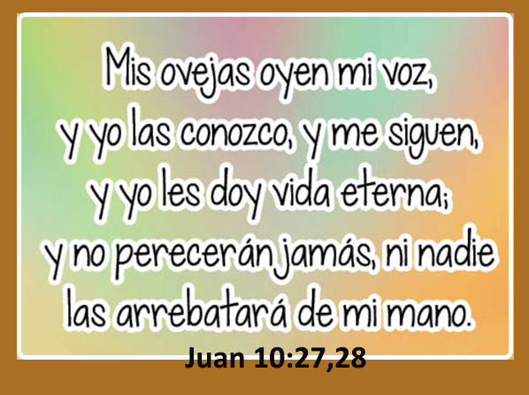 Juan 10 2728