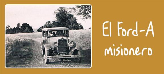 Ford A misionero